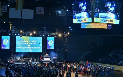 Olympiáda dětí a mládeže 2018